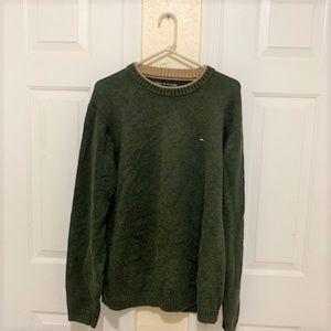 Tommy Hilfiger Pullover Dark Green Sweater